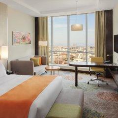Отель Holiday Inn Jeddah Gateway комната для гостей фото 4
