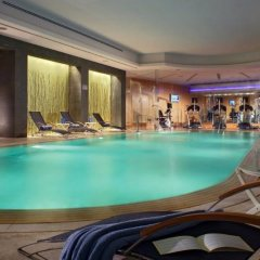 Гостиница Swissotel Красные Холмы бассейн