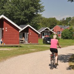 Отель Ajstrup Beach Camping & Cottages Дания, Орхус - отзывы, цены и фото номеров - забронировать отель Ajstrup Beach Camping & Cottages онлайн фото 8