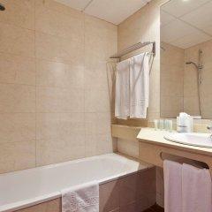 Отель Best Complejo Negresco Испания, Салоу - 8 отзывов об отеле, цены и фото номеров - забронировать отель Best Complejo Negresco онлайн ванная фото 2