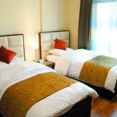 Отель Beity Rose Suites Hotel Иордания, Амман - отзывы, цены и фото номеров - забронировать отель Beity Rose Suites Hotel онлайн комната для гостей фото 4