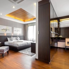 Отель The Regent Private Pool Villa Phuket комната для гостей фото 2