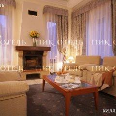 Пик Отель интерьер отеля