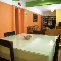 Отель Chillout Flat Bed & Breakfast Мехико питание