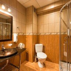 Отель Avenue Болгария, Бургас - отзывы, цены и фото номеров - забронировать отель Avenue онлайн ванная фото 2