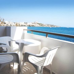 Отель Aparthotel Playasol Jabeque Soul Испания, Ивиса - отзывы, цены и фото номеров - забронировать отель Aparthotel Playasol Jabeque Soul онлайн балкон