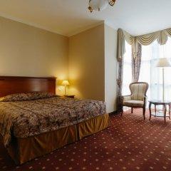 Гранд Отель Эмеральд 5* Улучшенный номер двуспальная кровать фото 4