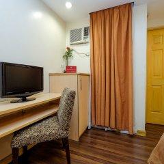 Отель Alejandra Hotel Филиппины, Макати - отзывы, цены и фото номеров - забронировать отель Alejandra Hotel онлайн комната для гостей фото 5