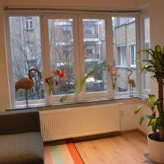 Апартаменты Apartment Montagne Grand Place Брюссель комната для гостей фото 4