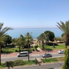 Arsi Enfi City Beach Hotel парковка