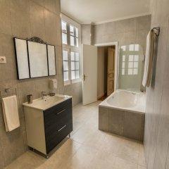 Отель Casa Ateneu Португалия, Понта-Делгада - отзывы, цены и фото номеров - забронировать отель Casa Ateneu онлайн ванная