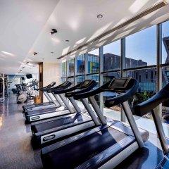 Grand Mercure Shanghai Century Park Hotel фитнесс-зал фото 3