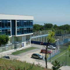 Гостиница Черное Море Отрада парковка