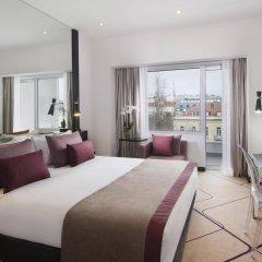 Отель Avani Avenida Liberdade Лиссабон комната для гостей