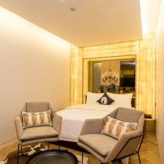 Отель The Designers Cheongnyangni Южная Корея, Сеул - 1 отзыв об отеле, цены и фото номеров - забронировать отель The Designers Cheongnyangni онлайн комната для гостей фото 2