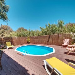 Отель House With 3 Bedrooms in Albufeira, With Wonderful City View, Private бассейн фото 2