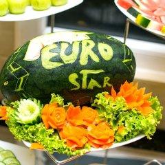 Отель Euro Star Hotel Вьетнам, Нячанг - отзывы, цены и фото номеров - забронировать отель Euro Star Hotel онлайн питание фото 3