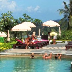 Отель Andaman Cannacia Resort & Spa бассейн фото 3