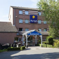 Отель Kyriad Lille Est Villeneuve d'Ascq фото 4