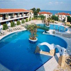 Отель Acrotel Athena Pallas Village бассейн фото 2