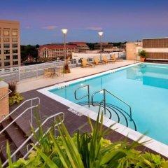 Отель Wisconsin Place Apartments США, Чеви Чейз - отзывы, цены и фото номеров - забронировать отель Wisconsin Place Apartments онлайн бассейн фото 2