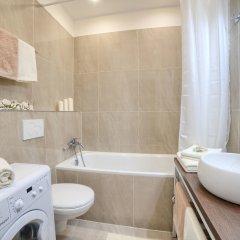 Отель Residence Milada Чехия, Прага - отзывы, цены и фото номеров - забронировать отель Residence Milada онлайн ванная фото 5