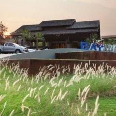Отель Baywater Resort Samui парковка