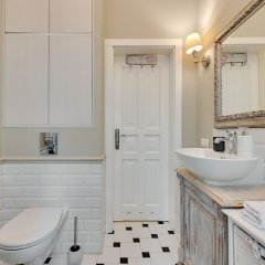 Апартаменты Lion Apartments - Scandi Love III Сопот ванная фото 2