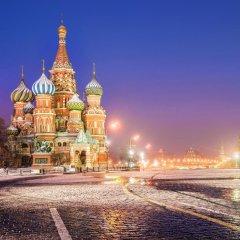 Отель ApartLux Якиманка Москва приотельная территория