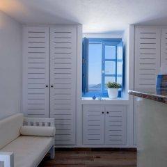 Отель Kamares Apartments Греция, Остров Санторини - отзывы, цены и фото номеров - забронировать отель Kamares Apartments онлайн комната для гостей фото 3