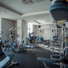 Отель Мелиот Челябинск фитнесс-зал фото 2