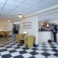 Отель New West Inn интерьер отеля