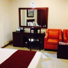 Отель Mirage Hotel Colombo Шри-Ланка, Коломбо - отзывы, цены и фото номеров - забронировать отель Mirage Hotel Colombo онлайн удобства в номере фото 2