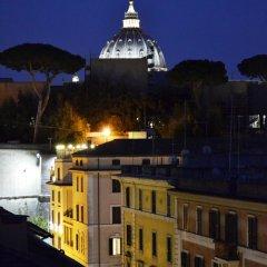 Отель Notti al Vaticano Deluxe St.Peter's Accommodation балкон