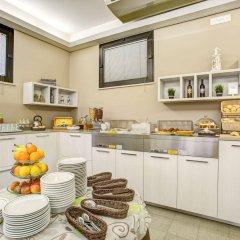 Отель Villa dei Gerani Италия, Римини - отзывы, цены и фото номеров - забронировать отель Villa dei Gerani онлайн питание фото 2