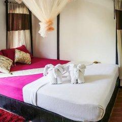 Отель Leaf House Bungalow Ланта комната для гостей