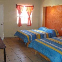Отель Hacienda Bustillos комната для гостей
