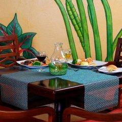 Отель Canto del Sol Plaza Vallarta Beach & Tennis Resort - Все включено питание