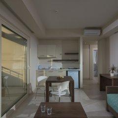 Апартаменты Ourania Apartments комната для гостей фото 3