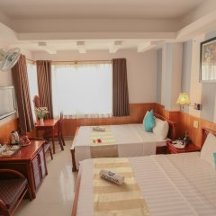 Отель Serena Nha Trang Hotel Вьетнам, Нячанг - отзывы, цены и фото номеров - забронировать отель Serena Nha Trang Hotel онлайн комната для гостей фото 2