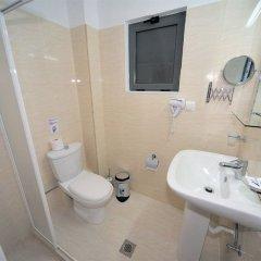 Отель Santa Marina Hotel Apartaments Греция, Кос - отзывы, цены и фото номеров - забронировать отель Santa Marina Hotel Apartaments онлайн ванная
