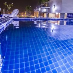 Отель VITS Patong Dynasty бассейн
