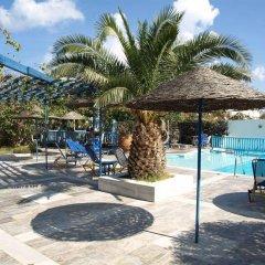 Отель Rivari Hotel Греция, Остров Санторини - отзывы, цены и фото номеров - забронировать отель Rivari Hotel онлайн бассейн фото 3
