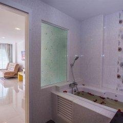 Отель Patong Holiday ванная