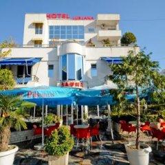 Отель Lubjana Албания, Тирана - отзывы, цены и фото номеров - забронировать отель Lubjana онлайн бассейн фото 3