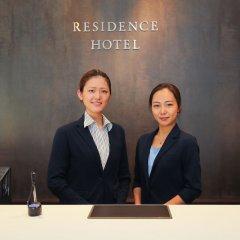 Smart Hotel Hakata 4 Хаката интерьер отеля