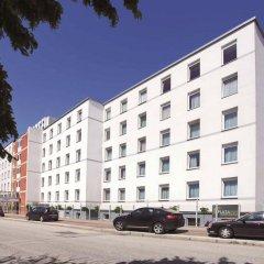Отель PLAZA Inn Hamburg Moorfleet Германия, Гамбург - 1 отзыв об отеле, цены и фото номеров - забронировать отель PLAZA Inn Hamburg Moorfleet онлайн вид на фасад