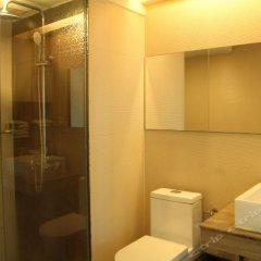 Отель Jintai Hostel Китай, Чжуншань - отзывы, цены и фото номеров - забронировать отель Jintai Hostel онлайн ванная фото 2