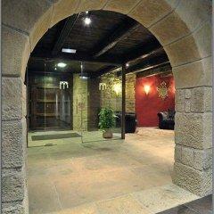 Отель El Peiron Сос-дель-Рей-Католико парковка