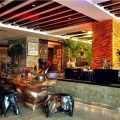 Отель Xian Yanta International Hotel Китай, Сиань - отзывы, цены и фото номеров - забронировать отель Xian Yanta International Hotel онлайн интерьер отеля фото 2